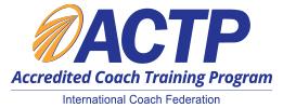 Náš ucelený výcvikový program (ACTP), ukončený skúškou PCC